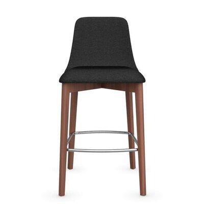 Etoile - Upholstered Stool Upholstery: Denver Anthracite