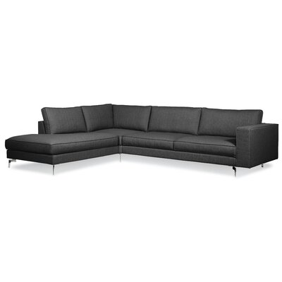 Square Modular Sectional Orientation: Right Hand Facing