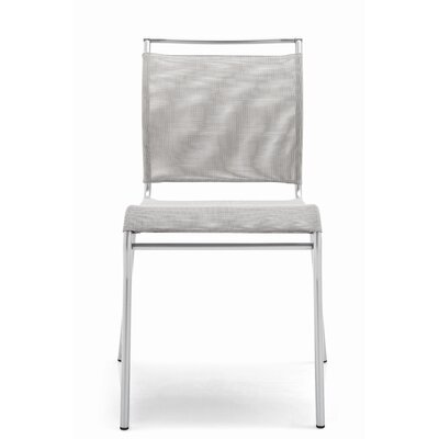 No credit financing Air Side Chair Finish: Grey...