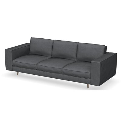 Square Modular Sofa Finish: Natural