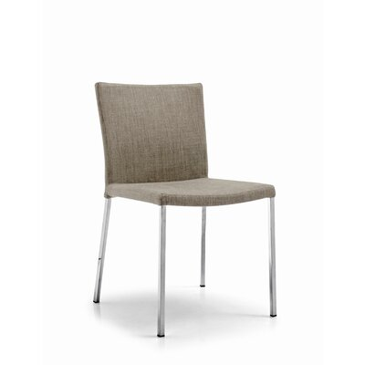 Low Price Calligaris Moonlight Dining Chair Upholstery: Black