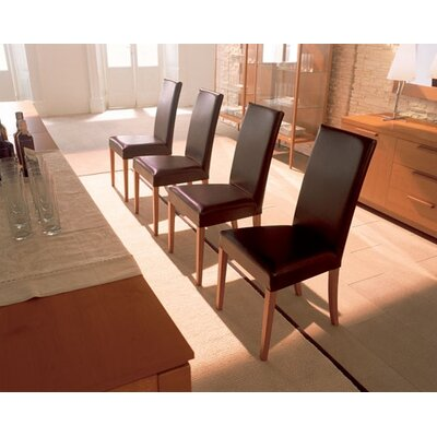 Calligaris Arena Chair Set Of 4 Finish Seat Fabric