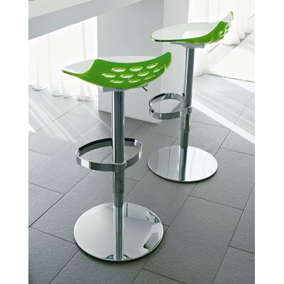 "Financing 31"" Jam Bar Stool Seat Finish:..."