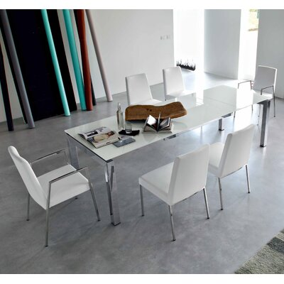 Calligaris amsterdam and airport dining set amsterdam for Calligaris airport prezzo