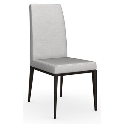 Bess Chair Finish: Wenge, Upholstery: Fabric - Denver Sand