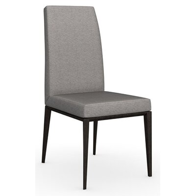 Bess Chair Frame Color: Wenge, Upholstery Color: Taupe