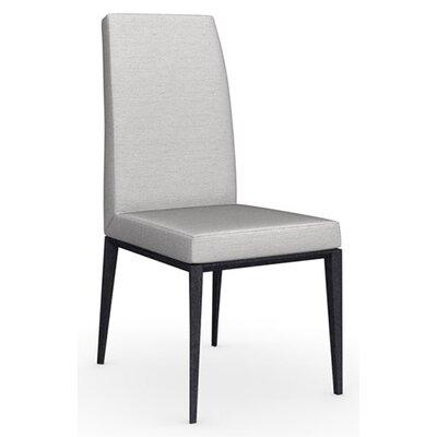 Bess Chair Finish: Graphite, Upholstery: Fabric - Denver Sand
