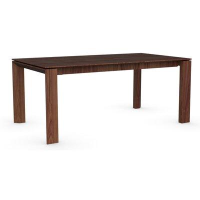 Omnia Extendable Dining Table Finish: Walnut