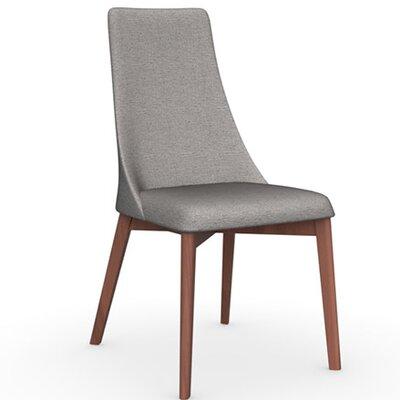 Etoile Chair Upholstery: Fabric Cord, Finish: Walnut