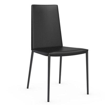 Boheme Side Chair Finish: Matte Black