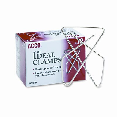Ideal Clamps, 12/Box (Set of 5)