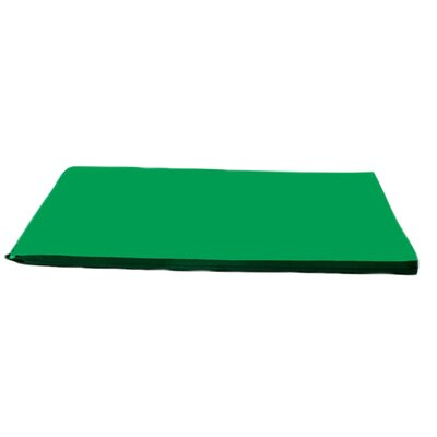 Rainbow Designer Utility Mat Color: Grass Green