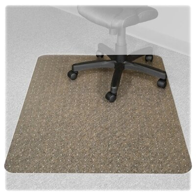 ADVANTUS CORPORATION Recyclear Chairmats for Carpets, 36 X 48, 20 X 12 Lip at Sears.com