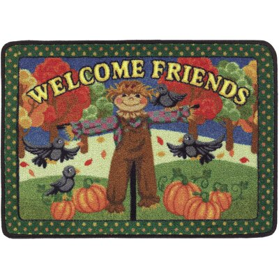 Welcome Friends Doormat