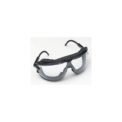 Aearo GoggleGear� Dust & Impact Goggles w/ Black Adj Temple Foam Lined Frame, Clear Lexa� DX� Coated Anti-Fog, Anti-Scratch Lens & Sta at Sears.com