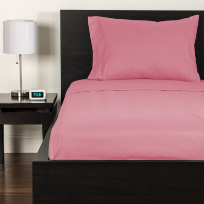 Sheet Set Size: Queen, Color: Cotton Candy
