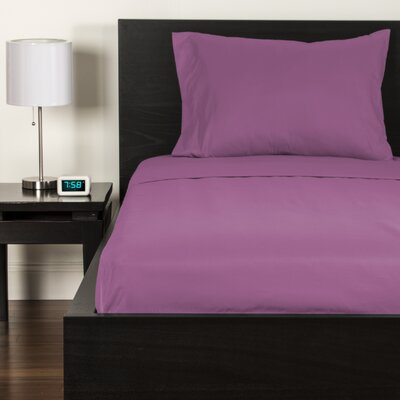 Sheet Set Color: Vivid Violet, Size: Twin
