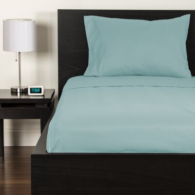 Sheet Set Size: Full, Color: Robins Egg Blue