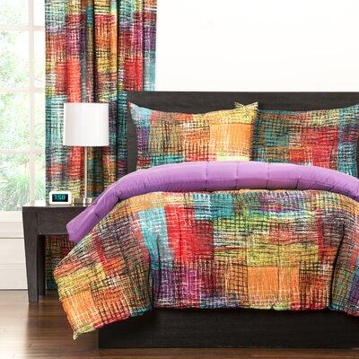 Crayola Etch Comforter Set Size: Full/Queen