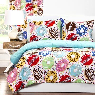 Sweet Dreams Comforter Set Size: Twin