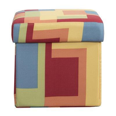 Paint Box Ottoman