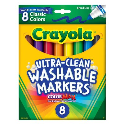 Classic Marker (8 Pack) 58-7808