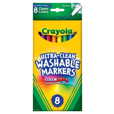 Classic Markers (8 Pack) 58-7809