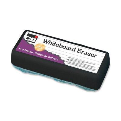 Whiteboard Eraser, Felt, White (Set of 5) 74500
