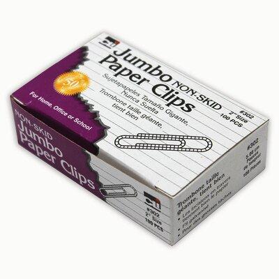 Standard Paper Clips Jumbo 10 Pk