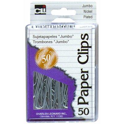 Jumbo Paper Clip 50 Count