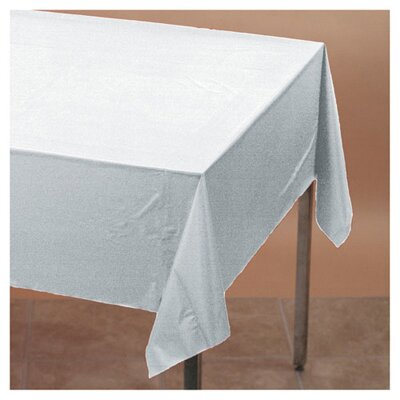 40 X 3600 Table Cover In White