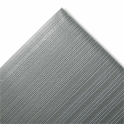 Ribbed Antifatigue Doormat Rug Size: 23x28