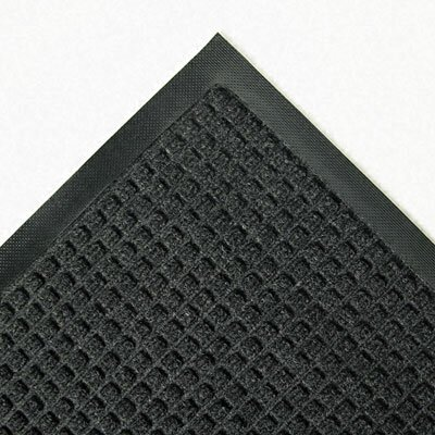 Super-Soaker Doormat Mat Size: Rectangle 21x41, Color: Charcoal