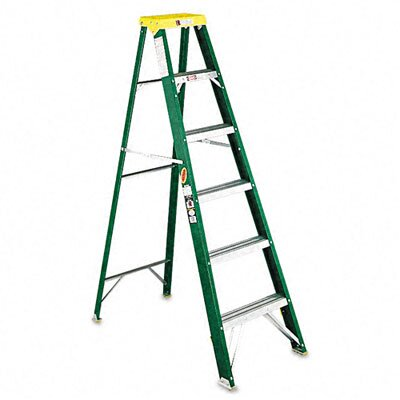 Davidson Ladder, Inc. Louisville #592 Six-Foot Folding Fiberglass Step Ladder at Sears.com