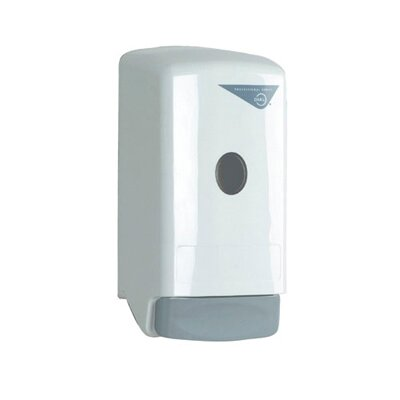 Model 22 Liquid Soap Dispenser in White