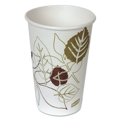 Pathways Paper Hot Cup (Pack of 20) (Set of 2) DXE2346PATHPK
