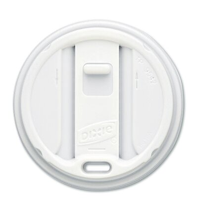Reclosable Lids for Hot Cup (Pack of 100) DXETP9542