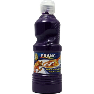 Prang Washable Finger Paint 16 Oz Color: Violet DIX41606