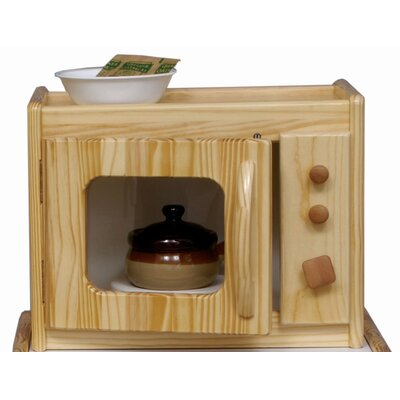 little colorado Kid's Kitchen Microwave Oven - Finish: Sanded/Unfinished at Sears.com