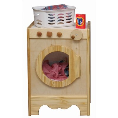 little colorado Kid's Washing Machine - Finish: Sanded/Unfinished at Sears.com