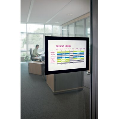 Duraframe Sign Holder Size: 9.5 H x 6.5 W x 0.125 D
