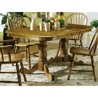 Cochrane Thresher S Too Rectangular Solid Wood Table DU1591 Dining Table