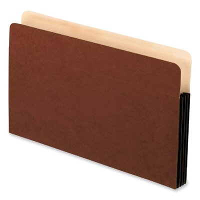 "Esselte File Pockets,Antimicrobial,3-1/2"" Exp.,Legal,10/BX,Redrope at Sears.com"