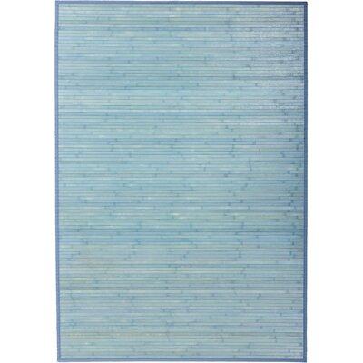 Jade Light Blue Rug Rug Size: 5' x 8'