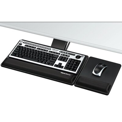 5.75 H x 10 W Desk Keyboard Platform