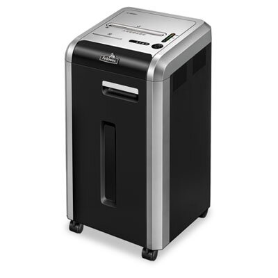 FELLOWES MANUFACTURING Powershred 225Ci Continuous-Duty Cross-Cut Shredder, 20 Sheet Capacity at Sears.com