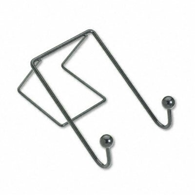 Partition Additions Wire Double-Garment Hook