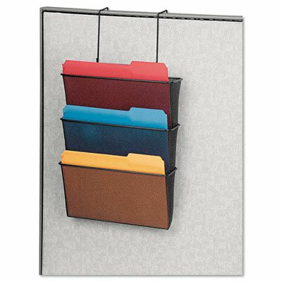 Mesh Partition Additions Three File Pocket Organizer