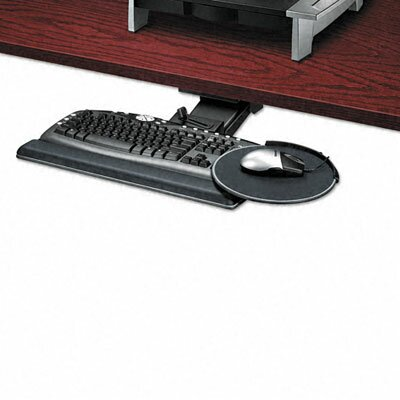Fellowes Professional Executive 12 H x 24 W Desk Keyboard Platform