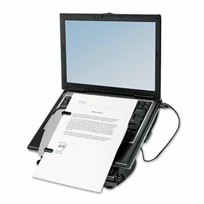 Professional Series Laptop Riser with USB Hub FEL8024601